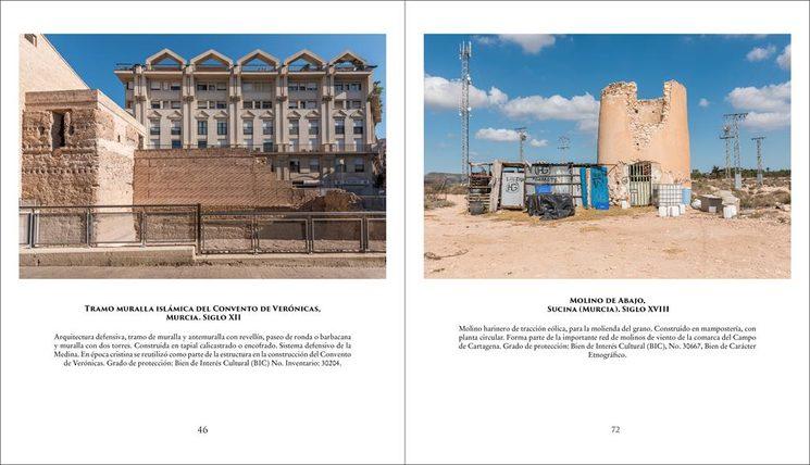 Fichas elaboradas a partir de las fotografías de Juan