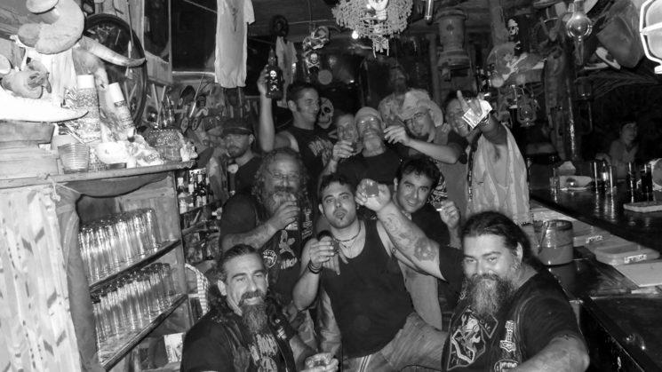 La barra del Bar de Jo.