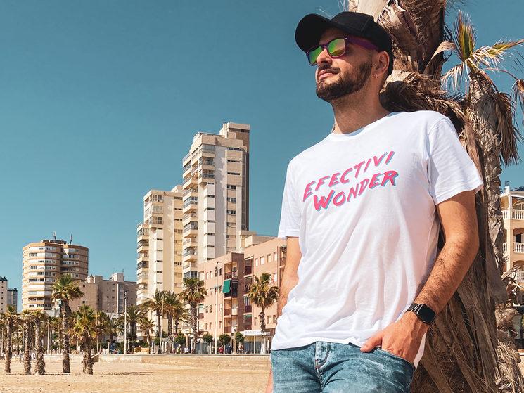 "Camiseta ""Efectivi Wonder"""