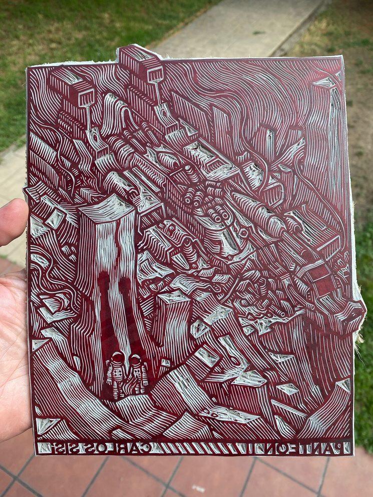 ¡El arte de Tomás Hijo también en el libro!