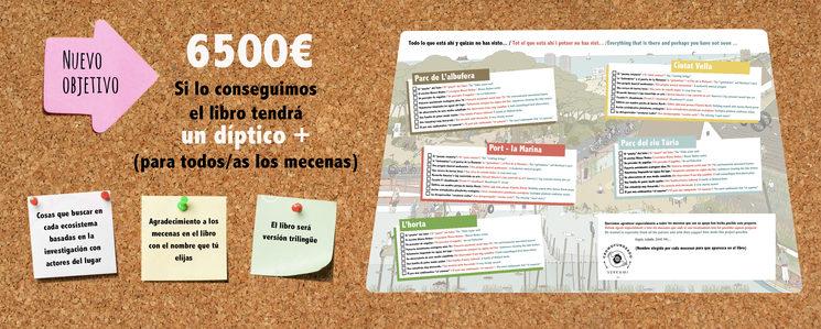 Nuevo objetivo/Nou objectiu/New goal