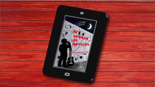 Libro digital de «Me sobran los motivos»