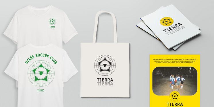 Camiseta, Tote Bag, Fanzine y Cartel