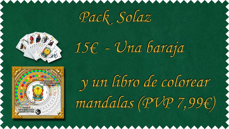 Nueva recompensa: Pack Solaz