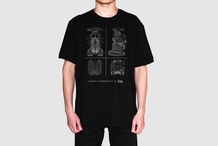 Camiseta Type 20