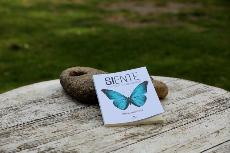 """Libro: """"Siente. Tu destino es la transformación"""". (Ed. Círculo Rojo)"""