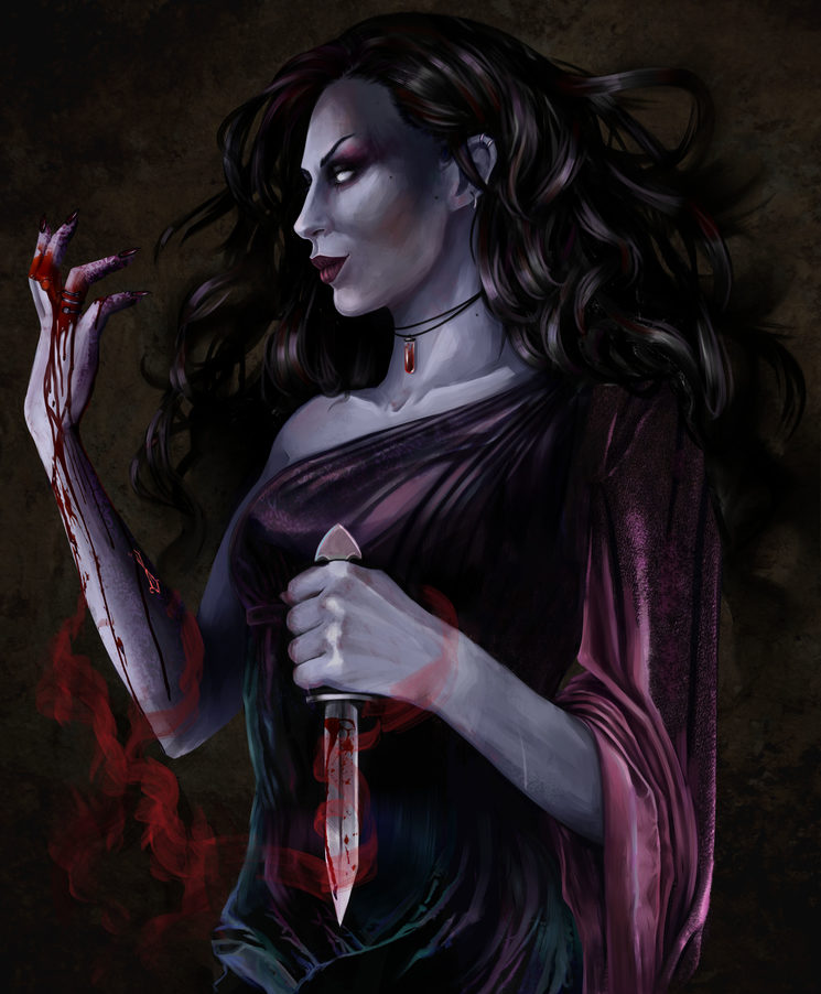 Bruja Magister