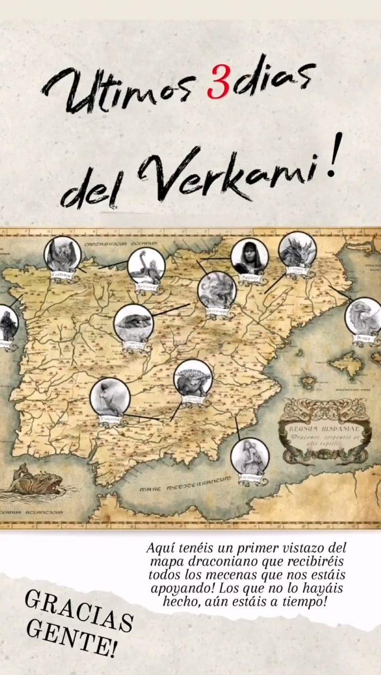 Primeras imágenes del mapa para TODOS los mecenas