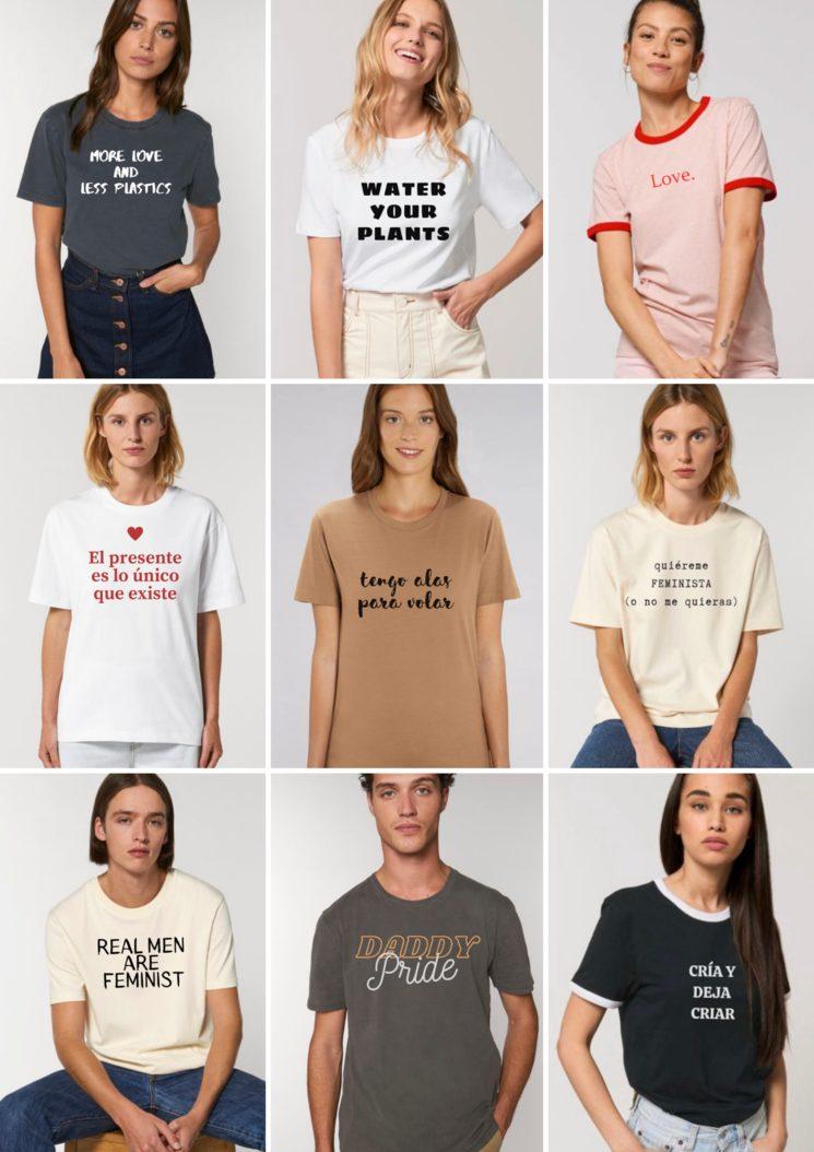 Camisetas unisex y de hombre