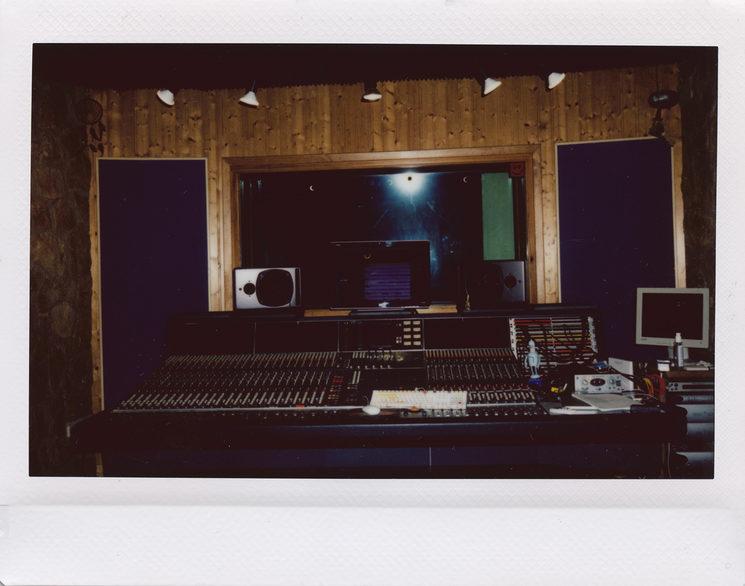 Estudio de grabación Sonido XXI