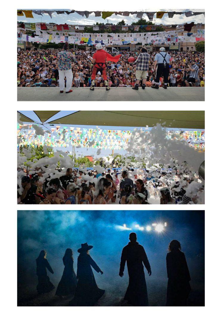 Imatges dels actes de la FMI, © Lens-Moon Films