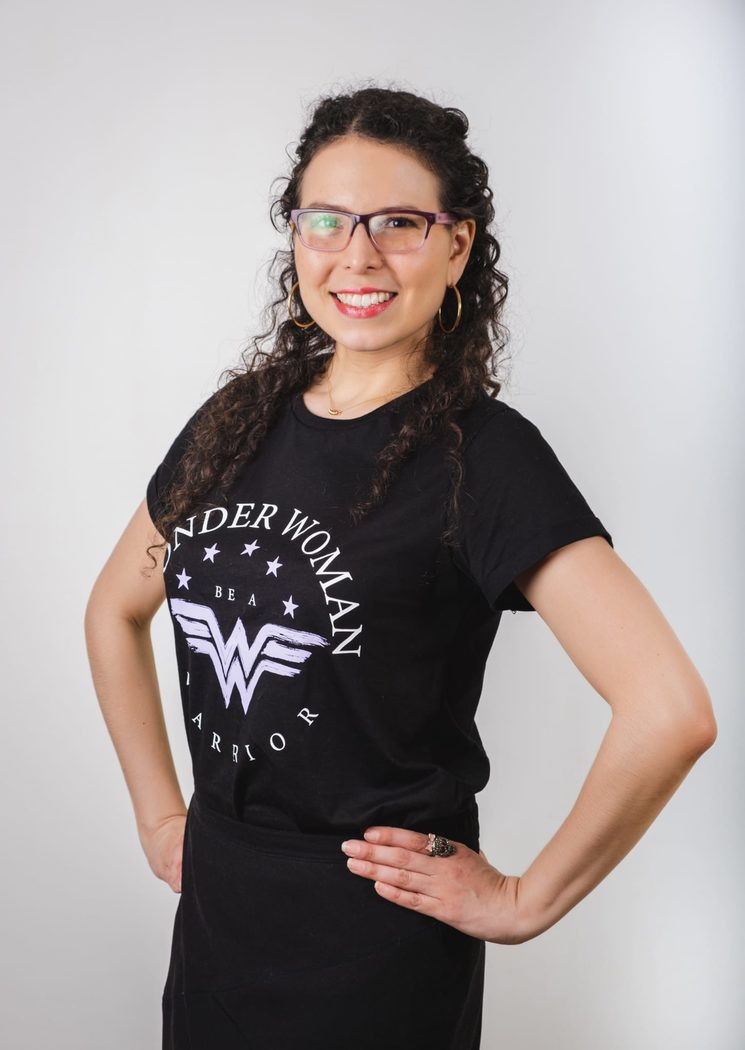 Andreína Monasterio, Productora