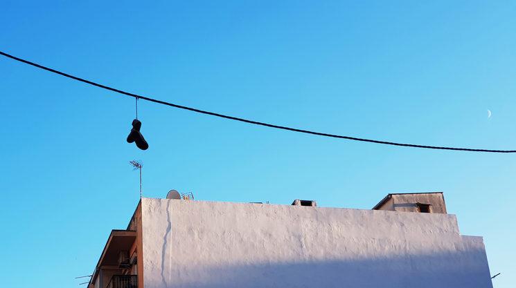 Foto hecha en el barrio de La Soledad durante los talleres de From Inside 2020.