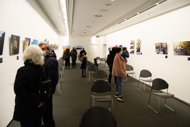 Exposición del proyecto From Inside La Soledad en CaixaFòrum de Palma, 2020