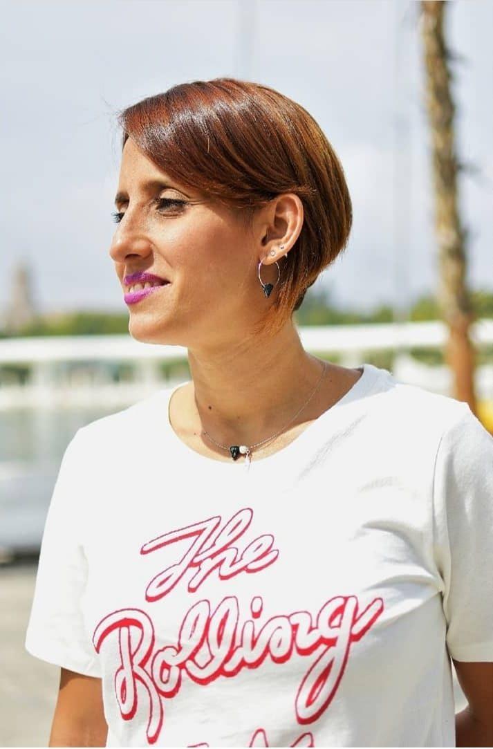 Denise Alsina, Diseñadora Gráfica