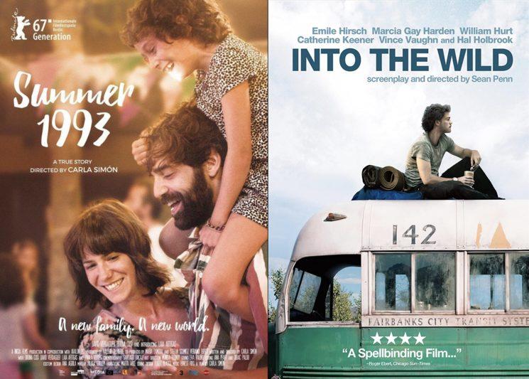 Estiu 1993 (2017)     Into The Wild (2007)
