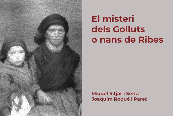 """Llibre """"El Misteri dels Golluts de Ribes"""""""