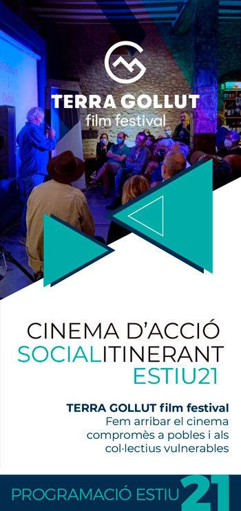 Portada programa sessions de cinema itinerant d