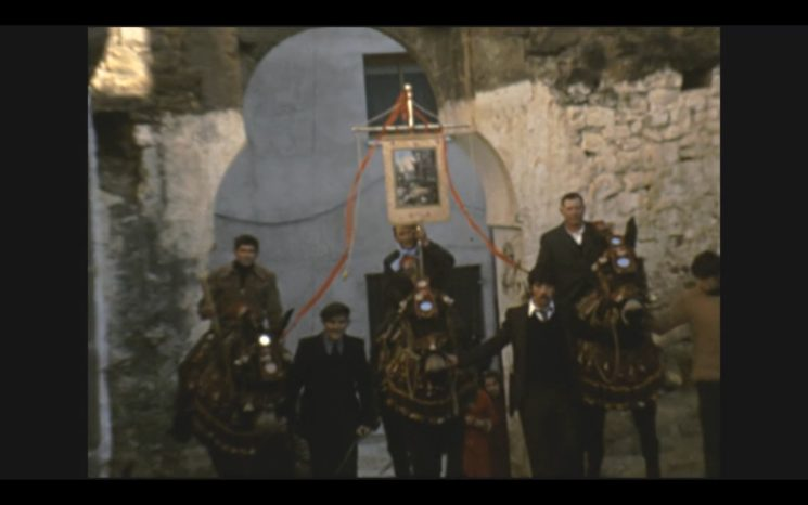 Sant Antoni. Cant i Encant de Benassal. Arxiu Familia Almenar Pasies