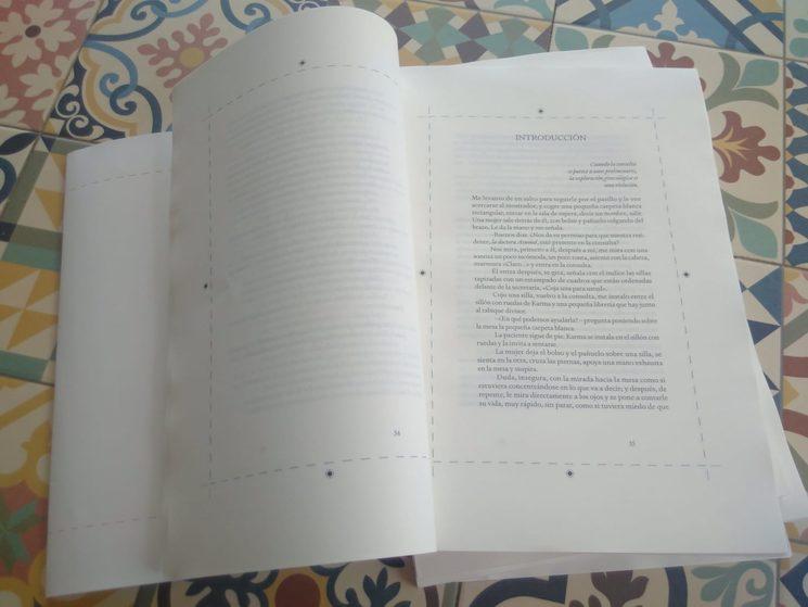 Uno de los primeros capítulos