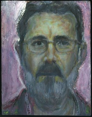 Retrato de Manuel Puertas por Nicolás Sánchez