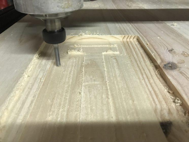 Mecanizado de la madera