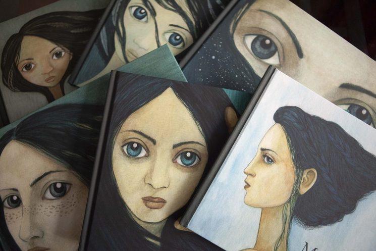 Libros de la colección Mujeres