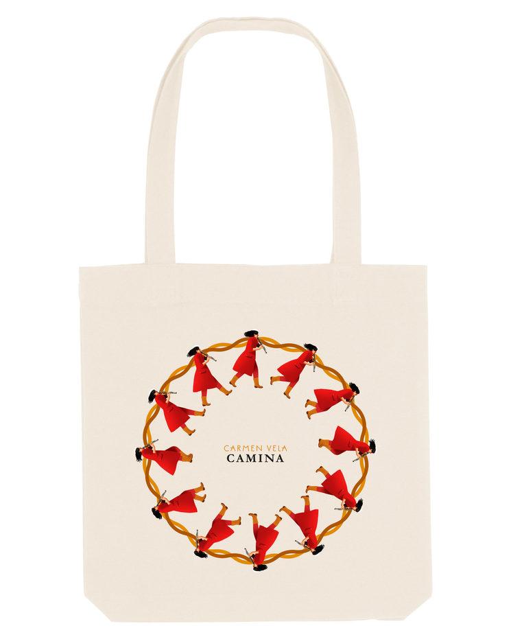 Bolsas de tela ecológicas con el diseño de José David Morales