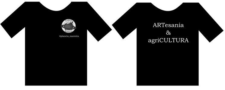 Camiseta #marmIPAsolidaria