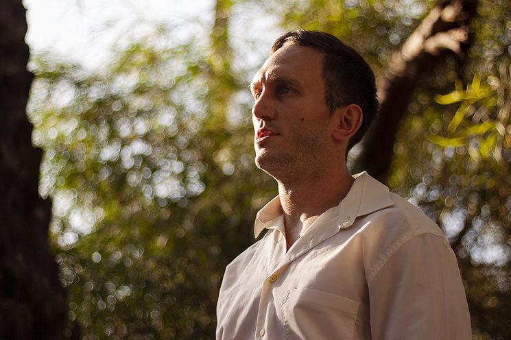 David Simón interpretando a Ramón García