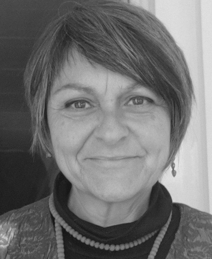 Teresa Tendero, la autora