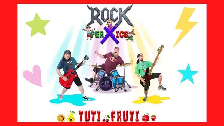 """""""Tuti Fruti"""" 10 de setembre, estrena del primer single i videoclip."""