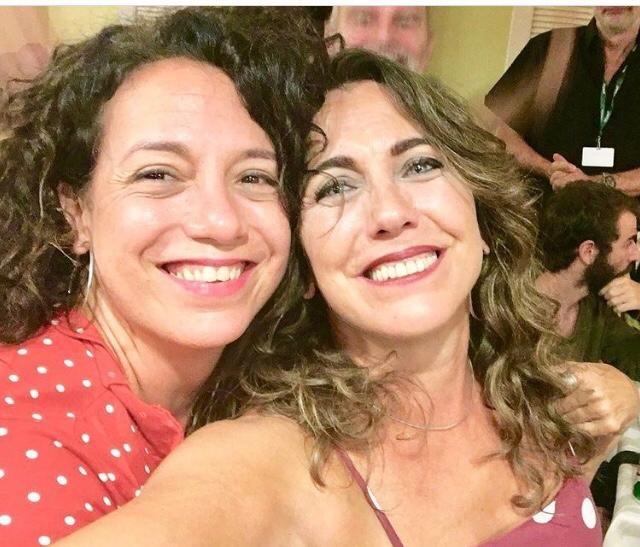 Laura y Tahimí