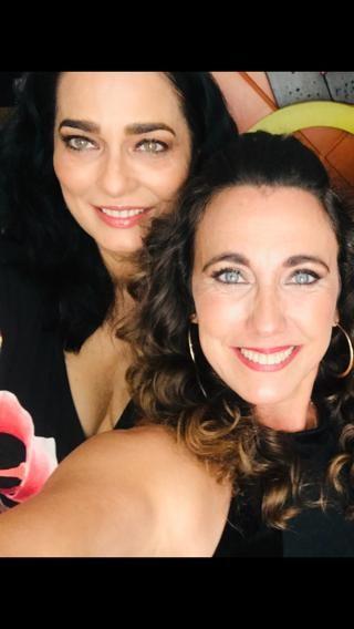 Jacqueline y Tahimí