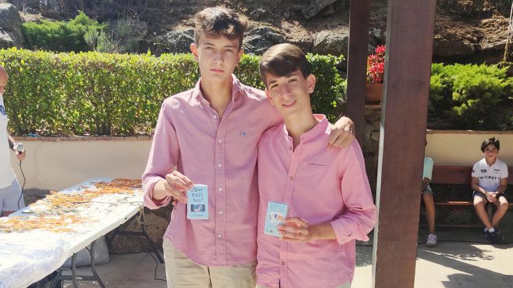 Santi y Rodri