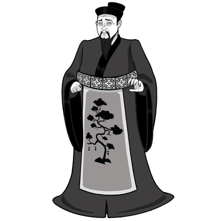 Nuevo personaje: el rey Seigi