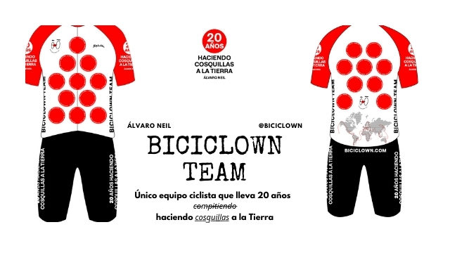 Te esperamos en el Biciclown Team