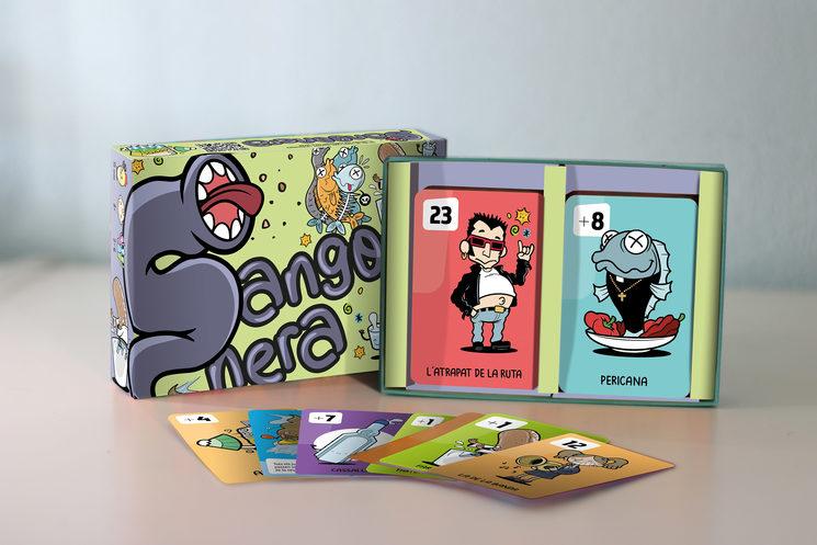 Prototip joc Sangonera