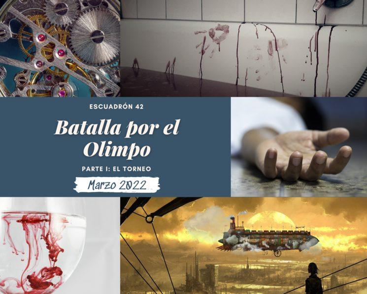 Aesthetic «Batalla por el Olimpo   Parte I El Torneo»
