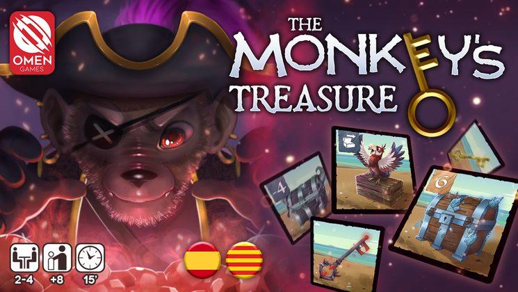 Nuevo lanzamiento The Monkey's Treasure y Evento de presentación!