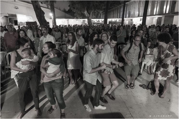 Modupué en el Festival Jazzcádiz 2016