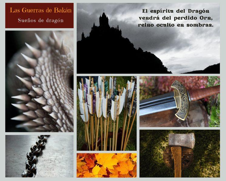 Aesthetic «Las guerras de Bakán: Sueños de Dragón»