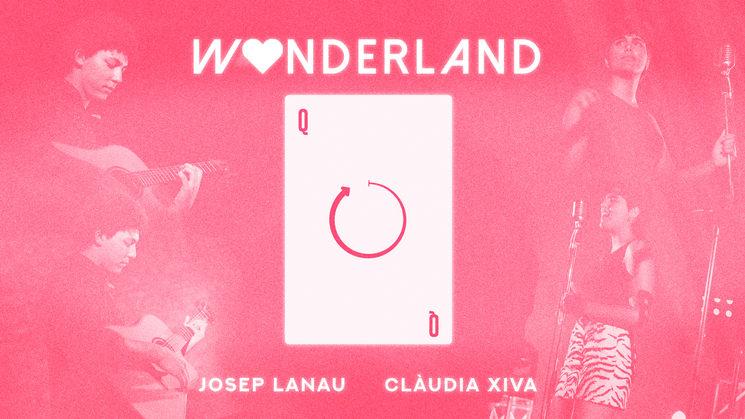 WONDERLAND, el primer single, JA DISPONIBLE!