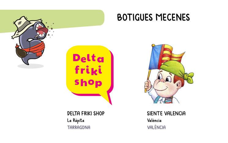 Les millors botigues de la terreta ;)