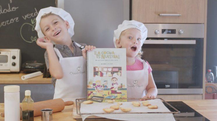 """¡QUEDAN SOLO 5 DÍAS DE CAMPAÑA! Hoy, 26 de octubre se celebra en España el día del Daño Cerebral adquirido. Y os presentamos """"La Cocina es nuestra"""""""