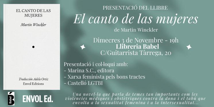 Castelló, 3 nov - 19h